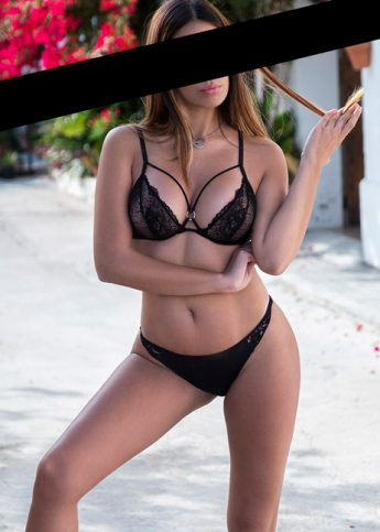 Luciana escort de lujo en Barcelona 6