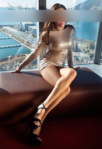 Celia escort de lujo en Barcelona 1