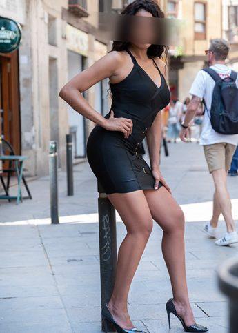 Elisah escort de lujo en Madrid 1