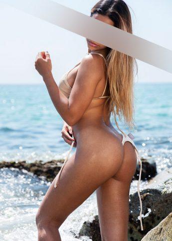 Amalia escort de lujo en Barcelona 4
